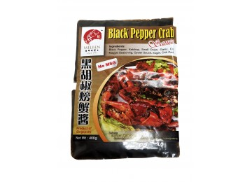 Mellben Sauce (Black Pepper Crab Sauce)