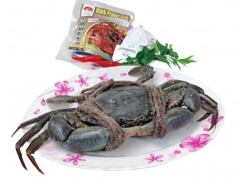 Pepper Crab Perky Bundle