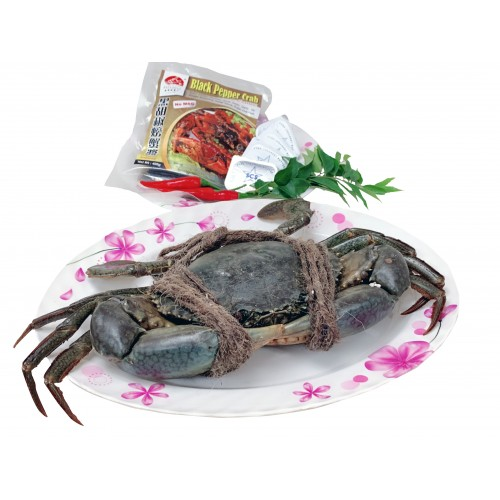 Black Pepper Crab Bundle