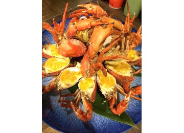 Live Virgin Crabs (Limited & Rare) (300- 350grams)
