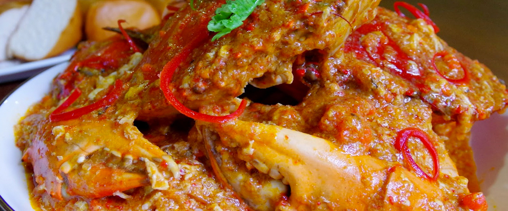 BEST Singapore Chilli Crab in Singapore